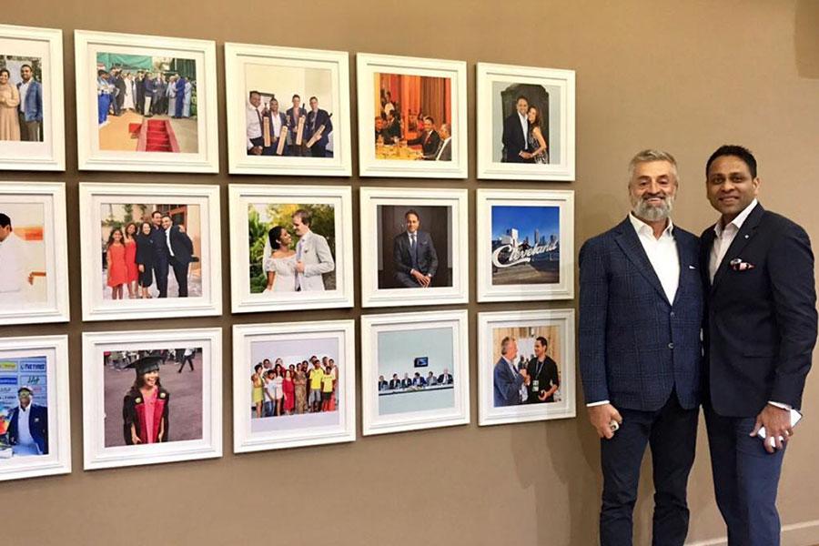 Sayerlack in Sri Lanka festeggia i 25 anni del distributore Jat Holdings